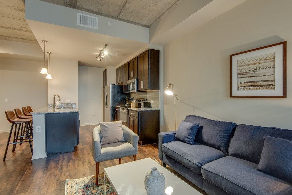 Dormigo Penthouse Luxury, Midtown One Bedroom   Apartments For Rent In  Nashville, Tennessee, United States