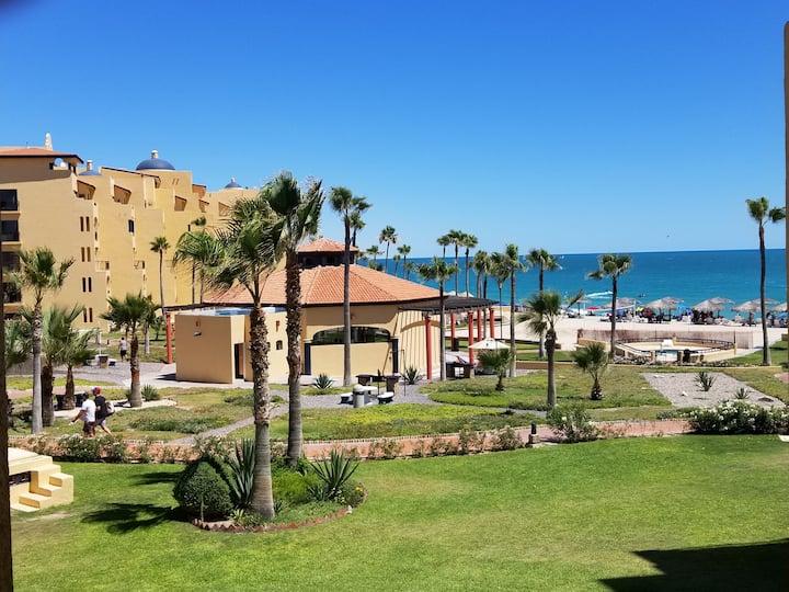 Condo Del Mar at Princesa on Sandy Beach