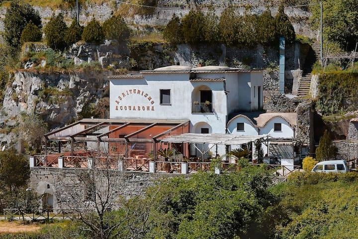 B&B   ACQUABONA - Province of Salerno - Wikt i opierunek