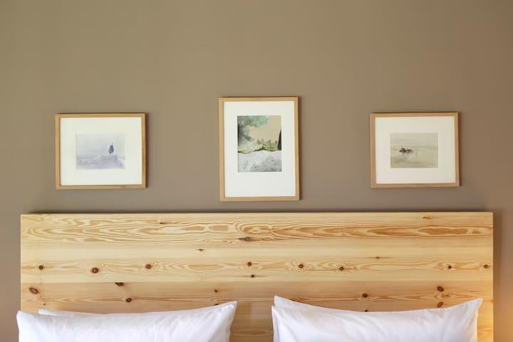 Bedroom N°1 Decoration details