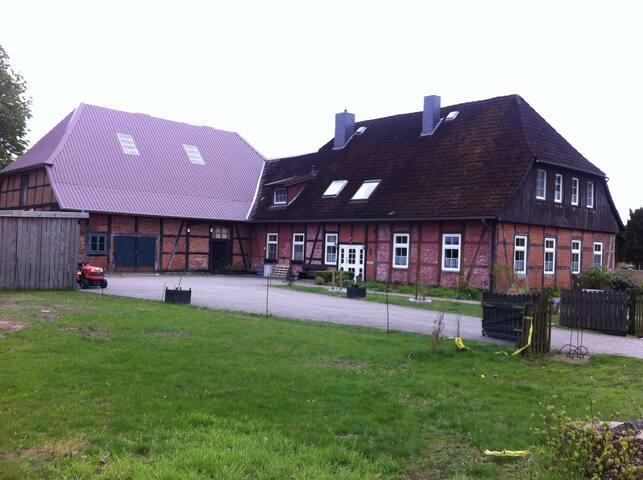 Forsthof ferienwohnung - Wohnung 1 / apartment 1