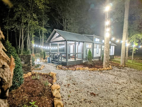 The FOX Tiny Home @ The Retreat at Water's Edge