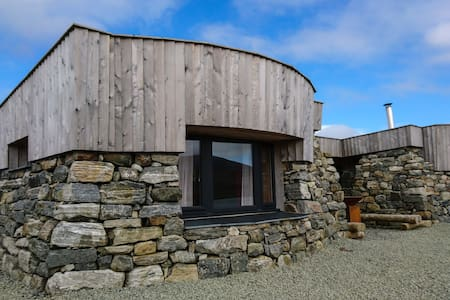 Blackhouse Bothies - Driftwood Bothy