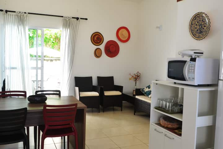 Confortable flat close to the beach