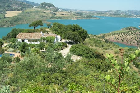CHARMING COTTAGE, SPECTACULAR VIEWS - El Gastor - Villa