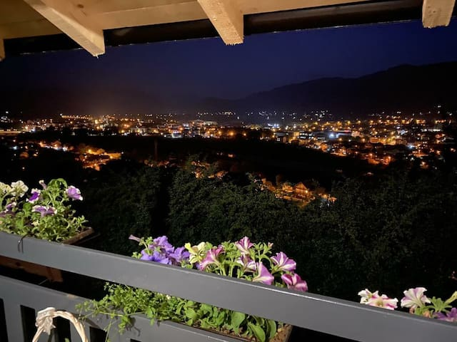 Villa Jasikovac-the unforgettable view of the city