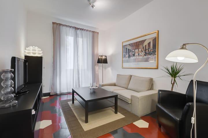 Apartment next to Vatican Museum