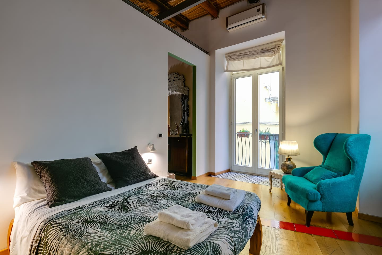 Room 18 Plus appartamento deluxe