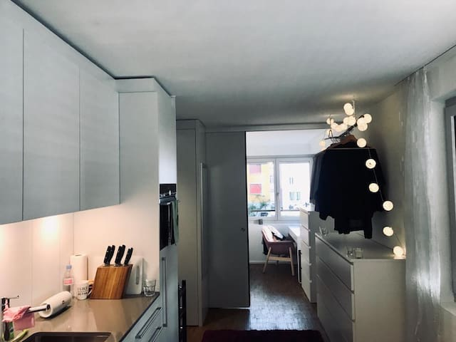 cozy appartement next to the city