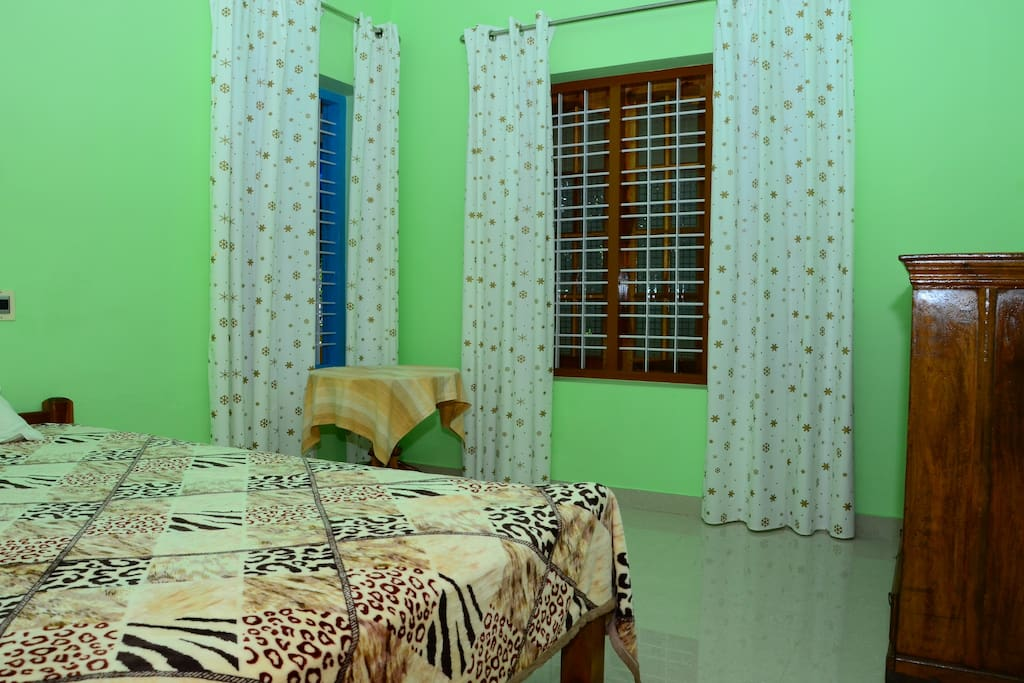 vaiga home stay h user zur miete in kovalam kerala indien. Black Bedroom Furniture Sets. Home Design Ideas