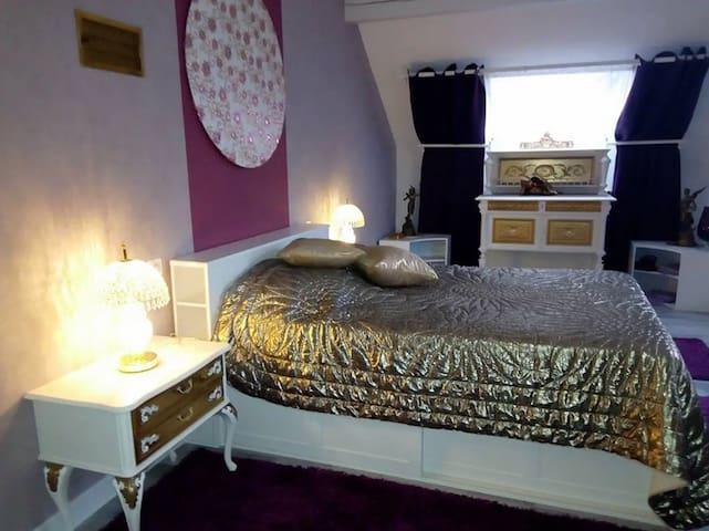 Une si belle chambre chez l'habitant
