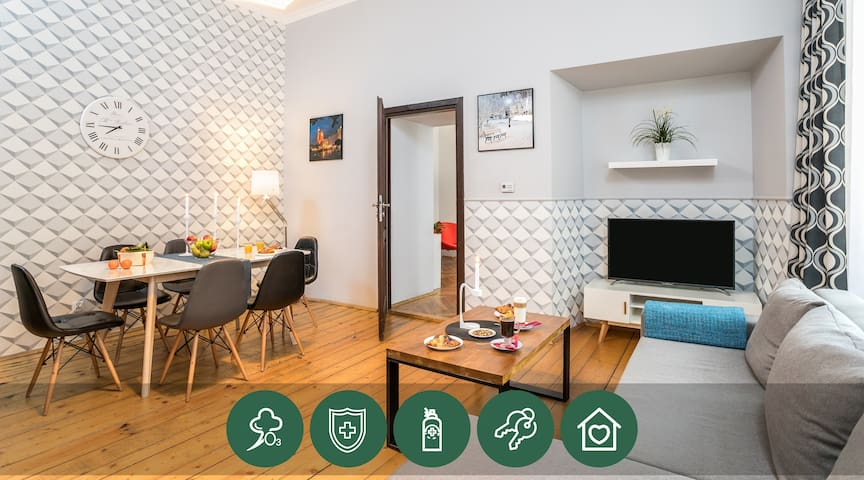 Deluxe Apartment in the Old City, max 6 adults, #8