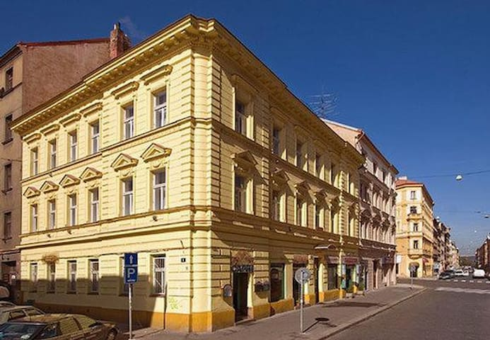 Apartment for 4 people in the city center of Prague