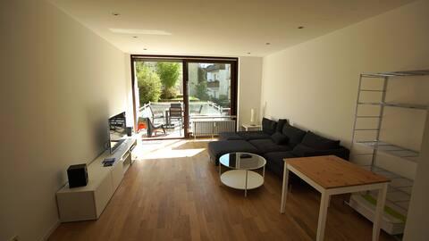 Moderne Wohnung am Park super zentral gelegen