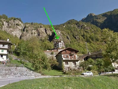 Chalet Villa Franchini - Champorcher - Chateau - Apartmen