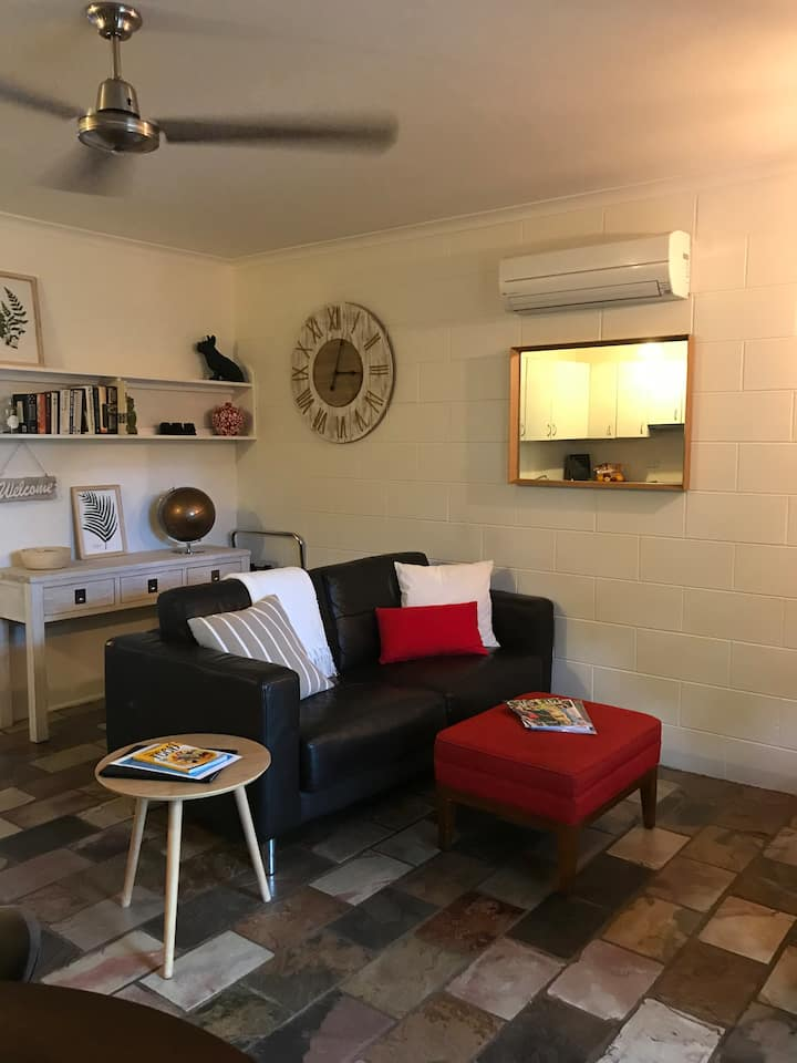 Cosy, comfy, stylish unit! Free Wifi/Netflix/Bikes