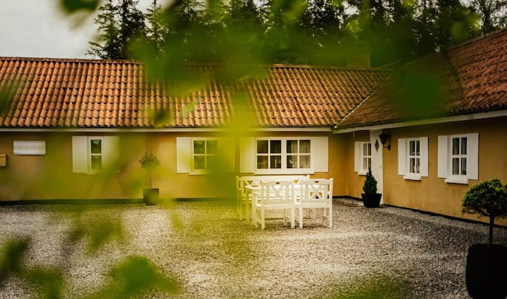 Knagsborghus family home near the beach and Skagen