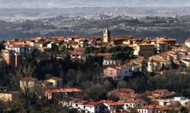 Appartamento in centro storico a Montaione