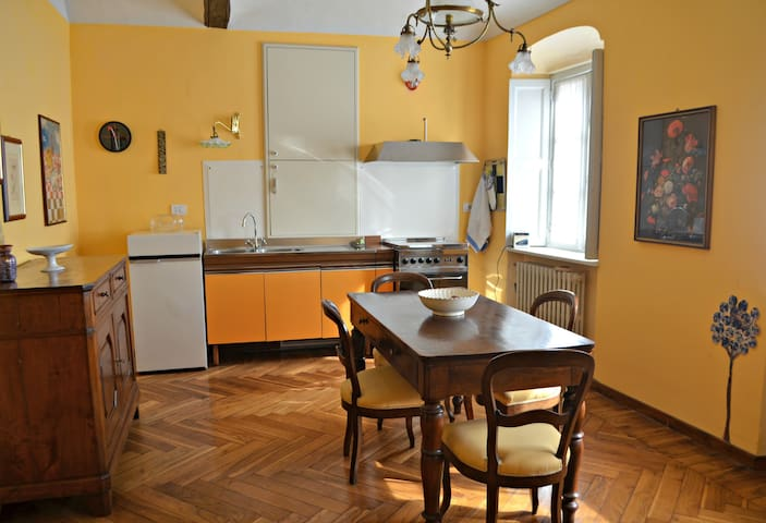 MINA HOUSE - San Damiano d'Asti - Apartment