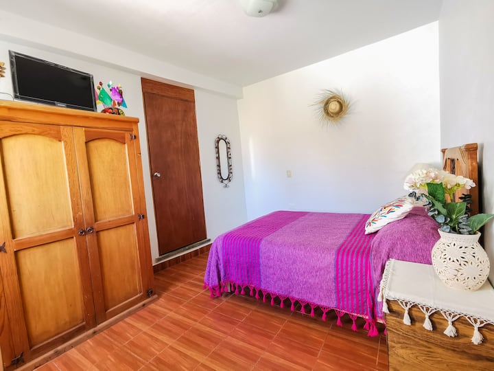 Oaxaca in a house