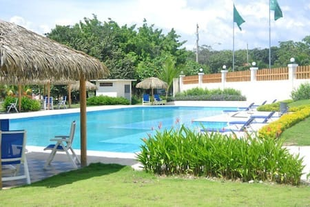 2 Bed/2Bath Condo Overlooking Golf Course & Ocean - Playa Coronado - Condomínio