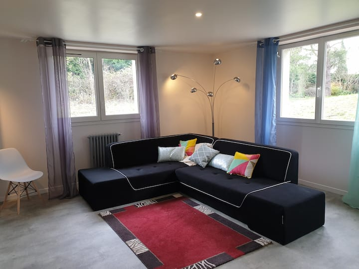 T2 spacieux et calme sur les coteaux de TOULOUSE