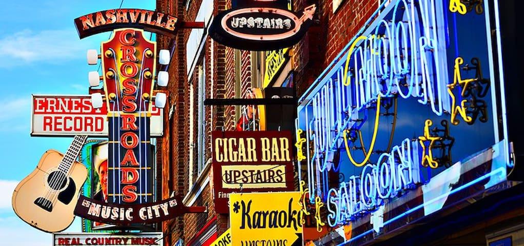 West End/Music Row Condo Space - Nashville - Kondominium