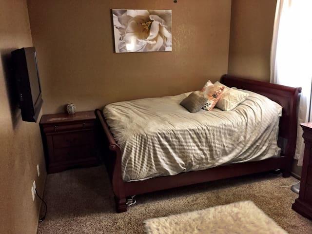 Clean, Safe, Quiet & Comfortable