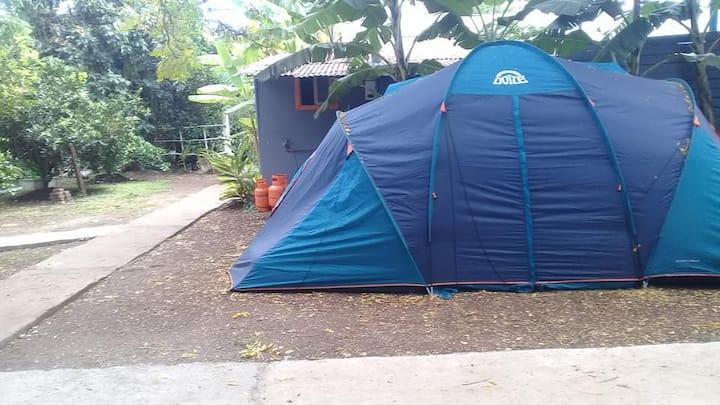Camping Moehiva