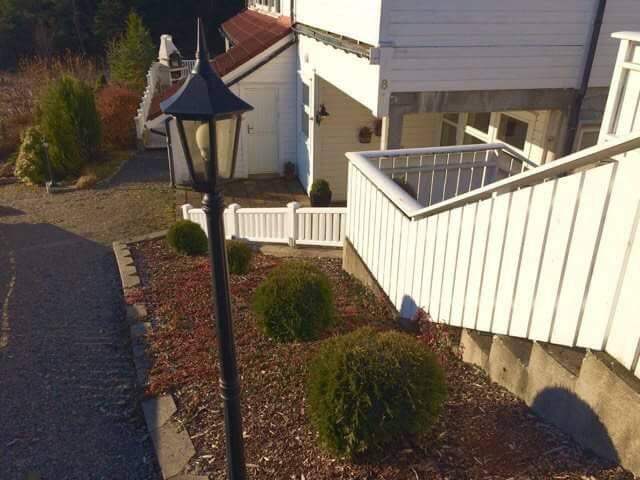 Arefjord - Brattholmwn - Apartemen