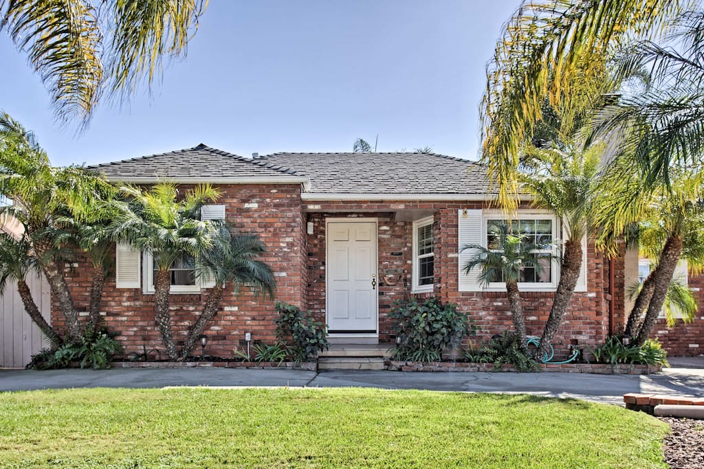 Welcome to your San Diego home-away-from-home!