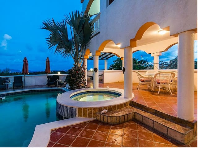 Anguilla Kamilla Villa 1 Bdrm Apartment West End - AI - Rumah