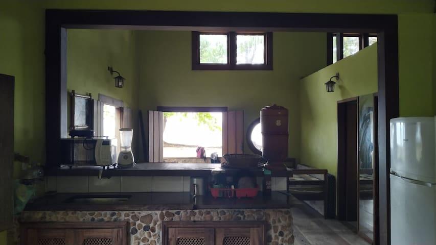 Casa verde da Lindalva