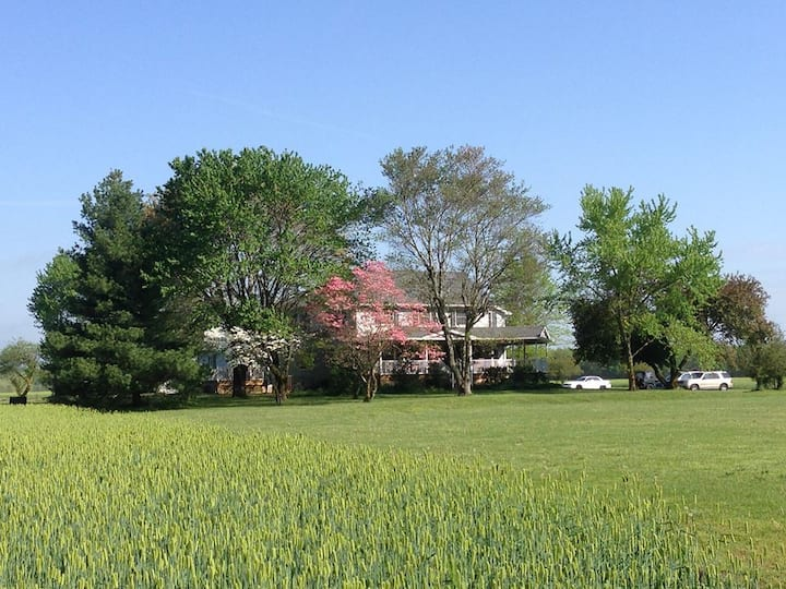 Shawnee Inn - old fashion farm-stay