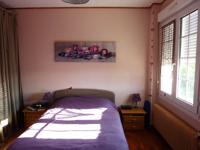 Limoges, Chambre avec salle de bain privative - Limoges - Talo