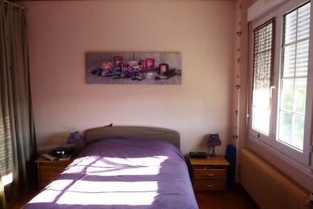 Limoges, Chambre avec salle de bain privative - Limoges