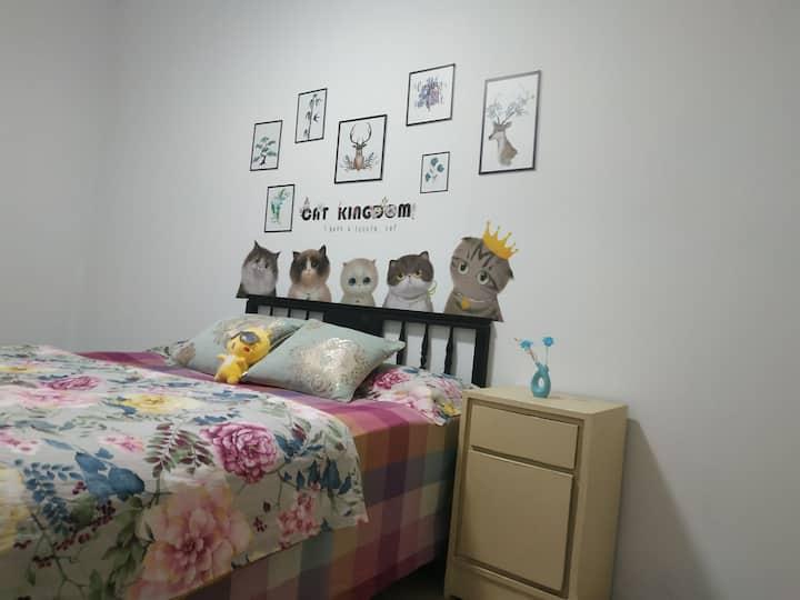 【家天下-小清新】暖气/火车站/郧阳医学院/太和医院