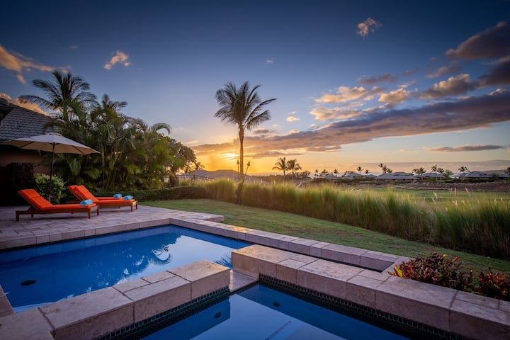 Luxury Residence w/Private Pool & Spa at Mauna Kea Resort, Wai'ula'ula 312