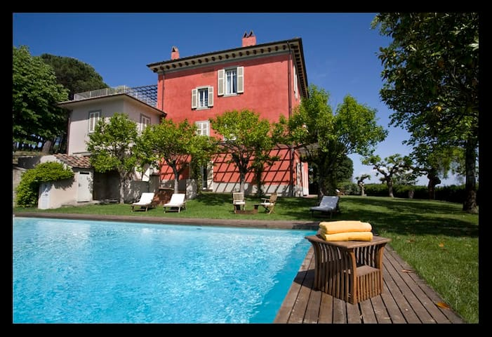 Villa Cassia di Baccano Resort - San Giustino Valdarno - Lägenhet