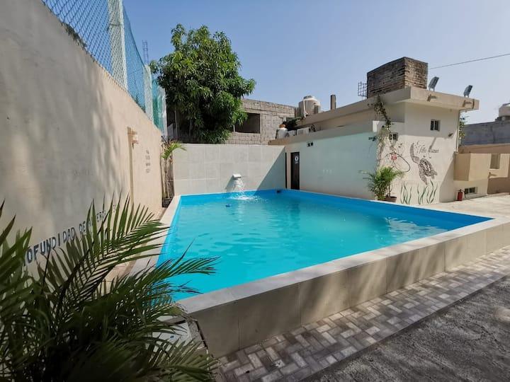 Villa Playa Miramar