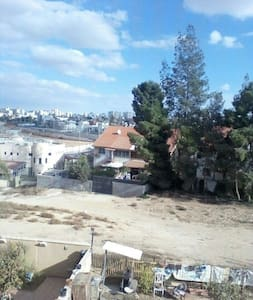 Roof appartement with nice view - באר שבע