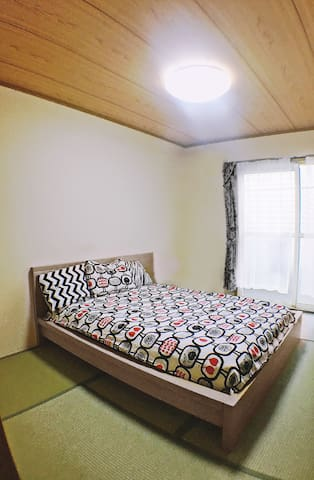 Cozy and lovely place to stay in Kawagoe - Kawagoe-shi - Apartament
