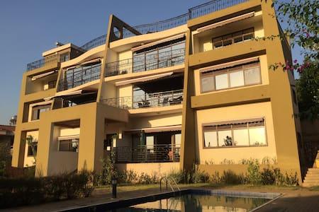Furnished Hilltop Apartments - กัมปาลา