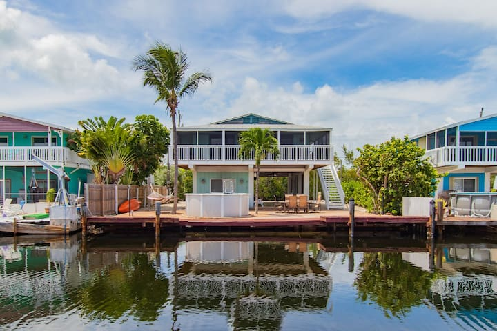 Paradise Palace 3/3 Waterfront Pool Kayak Boat Rtl