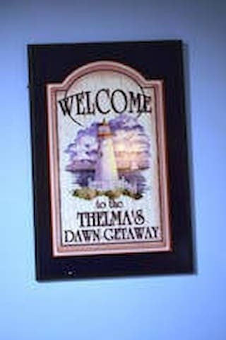 Thelma's Dawn Getaway - Exmore - Appartement