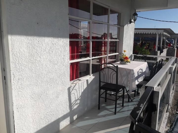Appartement Vacoas-phœnix  4 pièces parking privé