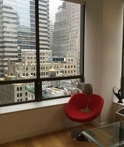 Financial District Luxury Apt w/ Private Bath - New York