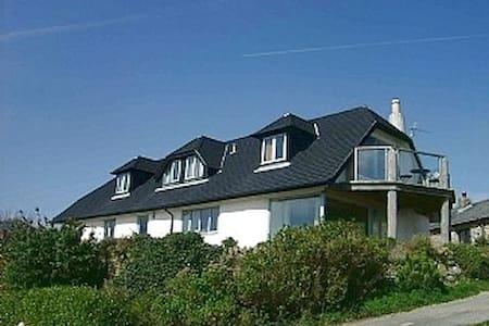 Cozy retreat in eco straw bale house, Penzance - Apartamento