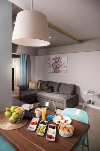 the best apartment in Antalya