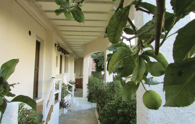 Holiday apartment with 1 bedroom on 28m² in Bastia